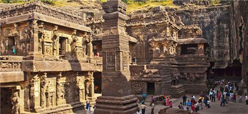 Travel itinerary to Ajanta and Ellora Caves