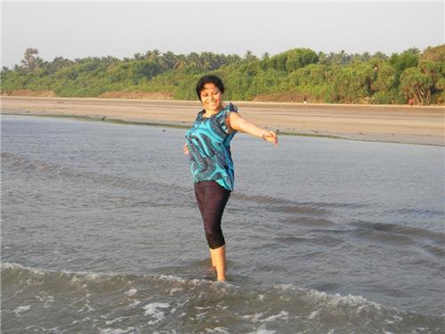 Solo women traveller in Maharastra