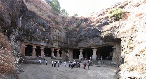 Caves in Maharashtra
