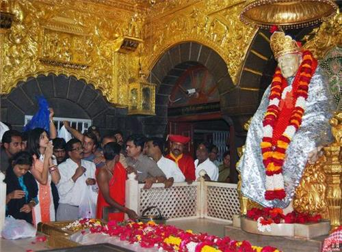 Religious places in Maharashtra