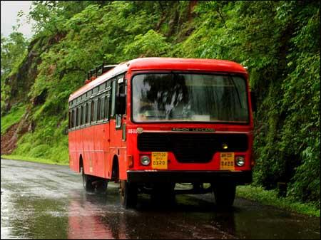 Transport Facilities in Akola