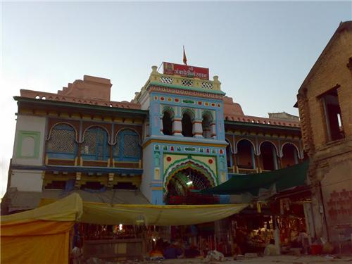 The Ambadevi Temple