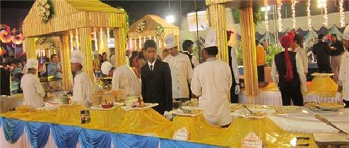 Catering Services Present in Amravati