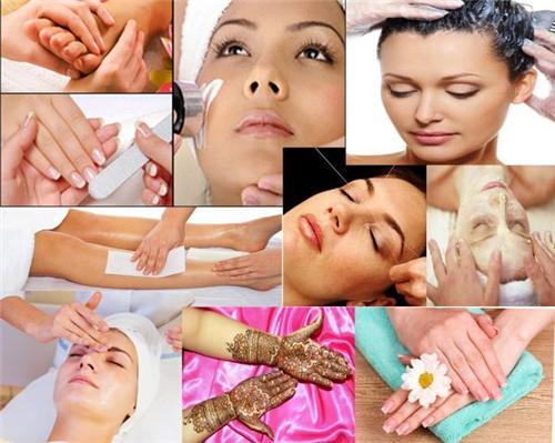 Ladies Beauty Parlours in Amravati