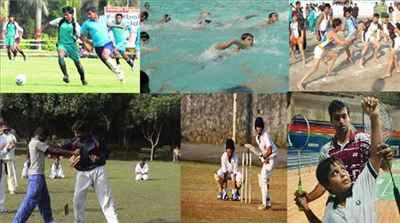 Sports Activity in Amravati