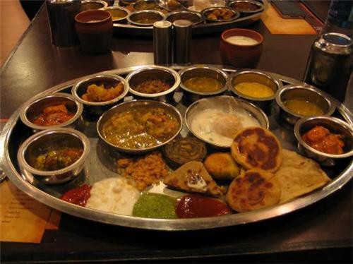 Snapshots of Aurangabad cuisine