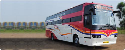 Buses in Jalgaon