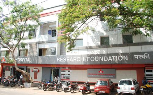 Healthcare Facilities in Kolhapur