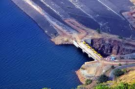 capacity koyna dams