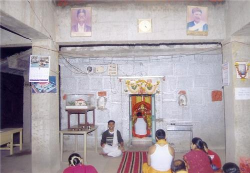 Ganesh or Vinayak Mandir in Uran