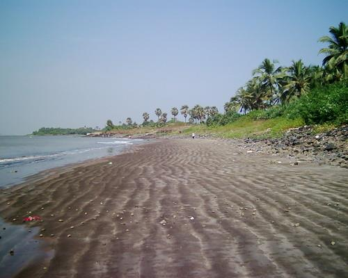 Pirwadi Beach in Uran