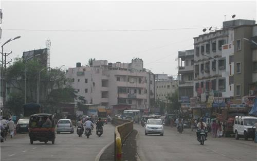 Vadgaon Town