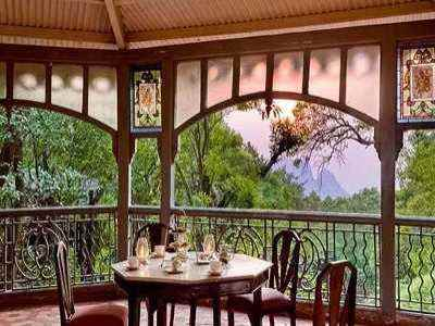 Best Heritage Hotels in Maharshtra