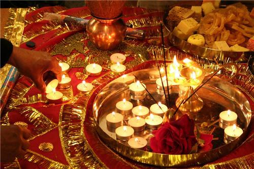 Buddhist festival Mainpuri