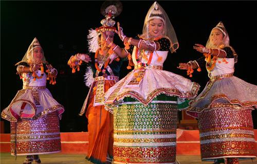 Entertainment in Manipur