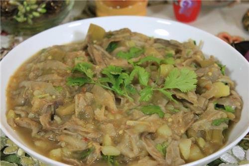 manipuri Food