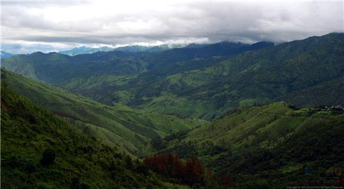 Geography of Manipur