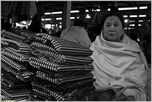 Market places in Manipur