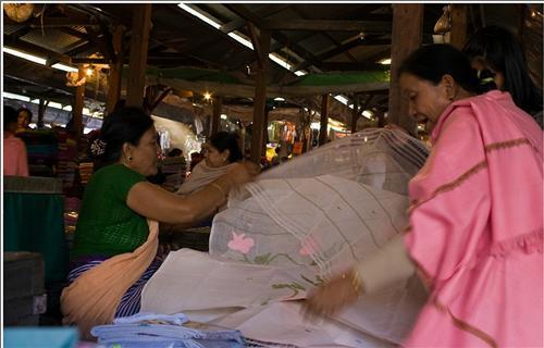 Markets in manipur