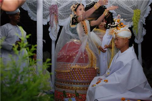 A manipuri wedding