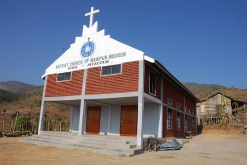religious Spots in Manipur