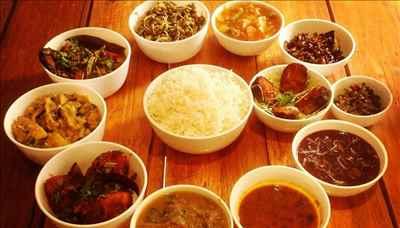 Food in Manipur
