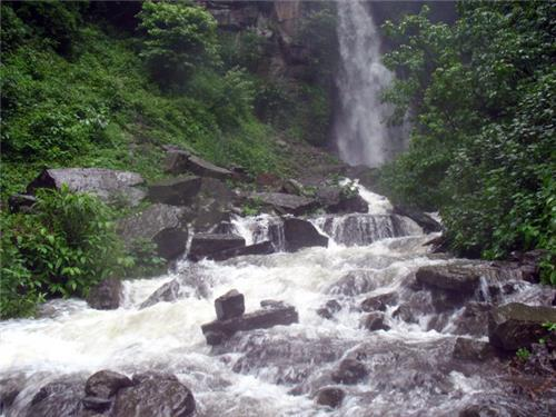 Waterfall in Manipur