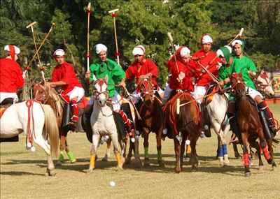 Sports in Manipur