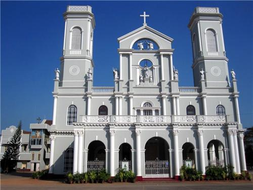 a famous church in Mangalore