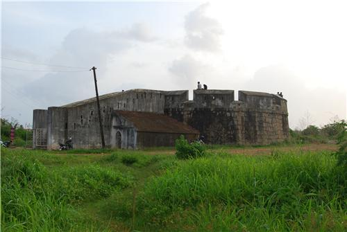 Tipu Sultan battery