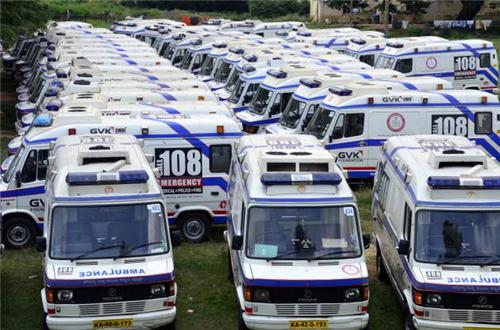 Ambulance services in Mangalore
