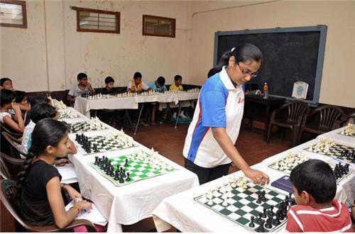 Chess in Mangalore