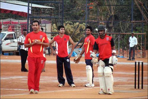 cricket match in Mangalore