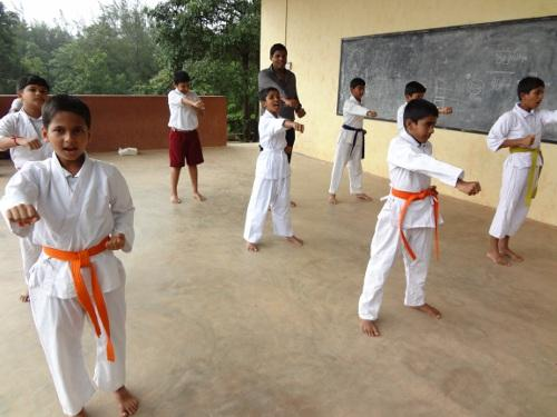Karate Classes in Mangalore