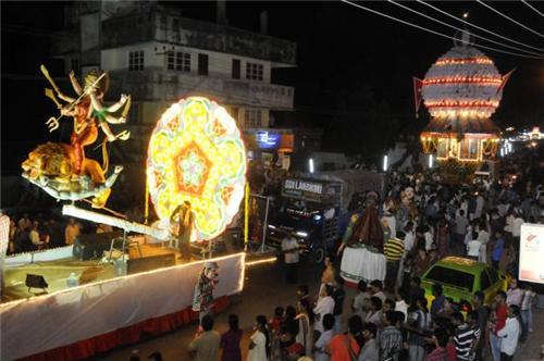 Festivals of Mangalore