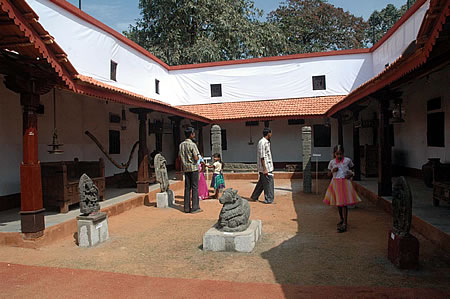 A famous Museum in Mangalore