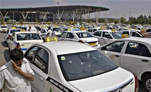 Taxis from Airport