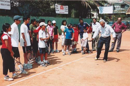 Ramakrishna Tennis Club
