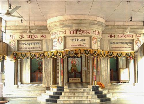 Gayatri Tapobhoomi in Mathura