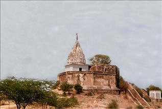 Mahavidya Devi Temple Mathura Location