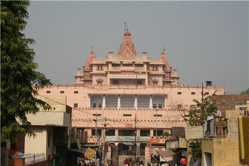 Kesava Deo Temple Mathura Address