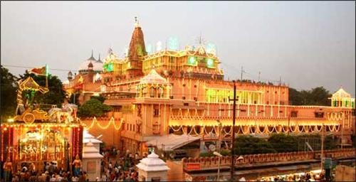 Best Krishna Janmabhoomi Temple Mathura Images for free download
