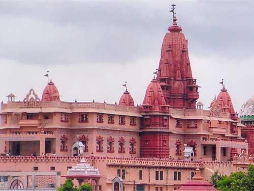 Shri Krishna Janmasthan Mathura Location