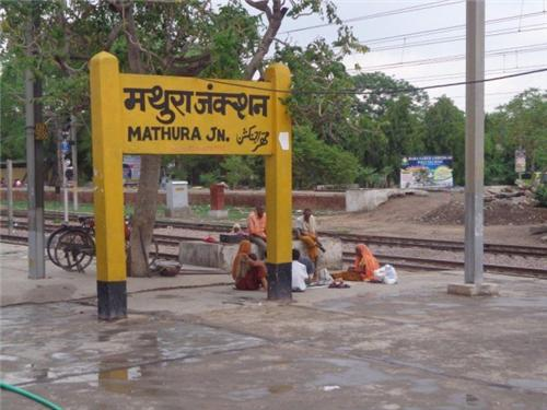 Transportation in Mathura