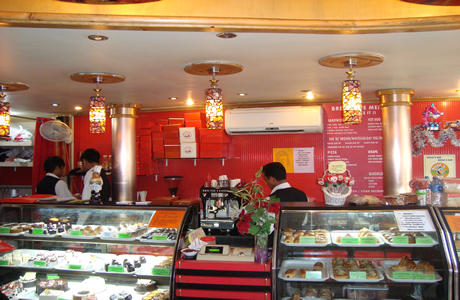 Famous Restaurants in Shillong