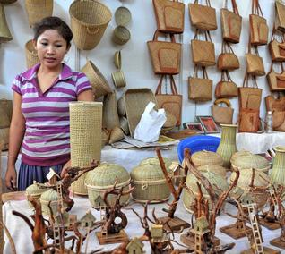 Arts and crafts in Meghalaya