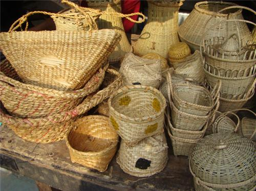 Arts and craft in Meghalaya