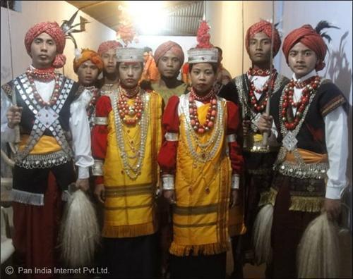 Tribes of Meghalaya