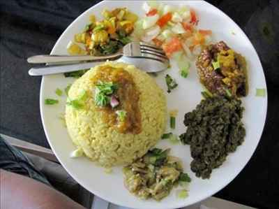 Meghalaya Cuisine