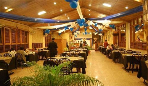 Restaurants in Meghalaya